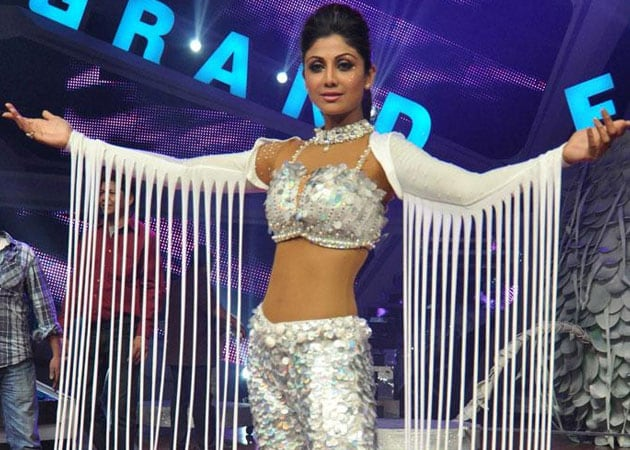 Shilpa Shetty: Was scared doing aerial act