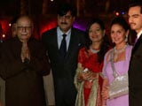 At Ahana Deol's Delhi reception, L K Advani, Sushma Swaraj and other VIP guests