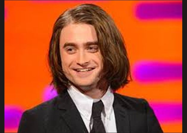Why Daniel Radcliffe Sympathizes With Women Ndtv Movies