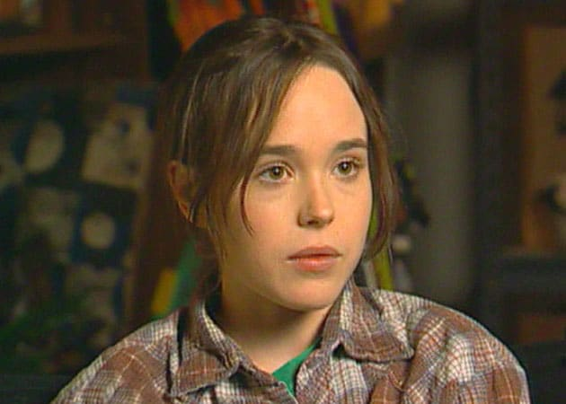 Juno Star Ellen Page Says She Is Gay Ndtv Movies