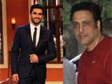 Ranveer Singh excited about dancing with Govinda in Kill Dil