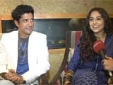 Vidya Balan, Farhan Akhtar and the casualty in their Shaadi