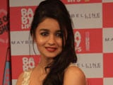 Alia Bhatt: It's not shallow to care about clothes, make-up