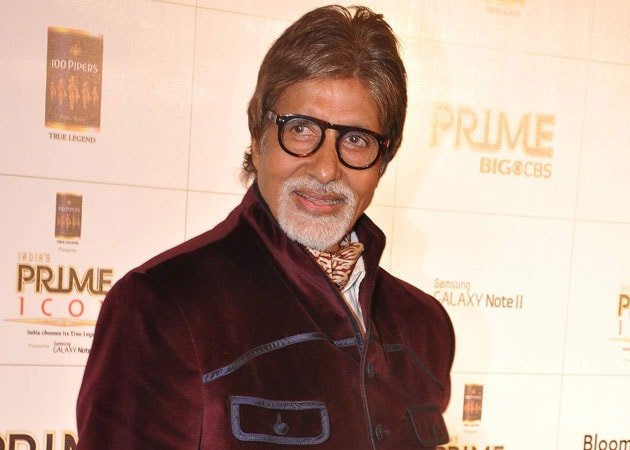 Amitabh Bachchan 'astounded' by young talent on reality shows