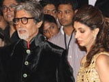 Amitabh Bachchan: Shweta remains our family's chief executive officer
