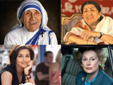 Bollywood's favourite women down the years