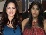 Sunny Leone: Proud of getting a compliment from Ekta Kapoor