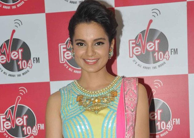 Kangana Ranaut: Enjoyed the anonymity that came with studying abroad