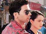 Kangana Ranaut's <i>Queen</i> is still top at box office with over Rs 45 crores
