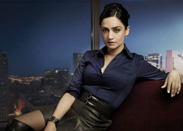 British Indian actress Archie Panjabi to star in Hollywood disaster film