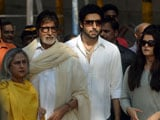 Bachchans, Rajinikanth, Shah Rukh Khan, Aamir Khan cast their votes