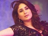 Kareena on Gabbar item song: Did it for a friend