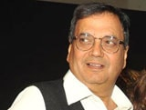 Subhash Ghai unfazed by the initial response to <i>Kaanchi</i>