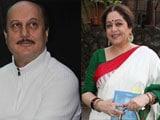 Anupam Kher: Am Sure Kirron Will Make a Difference