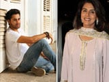 Neetu Singh Thrilled With Nephew Armaan's <i>Lekar Hum Deewana Dil</i>