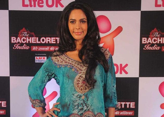 Mallika Sherawat Will Wear This Indian Designer at Cannes
