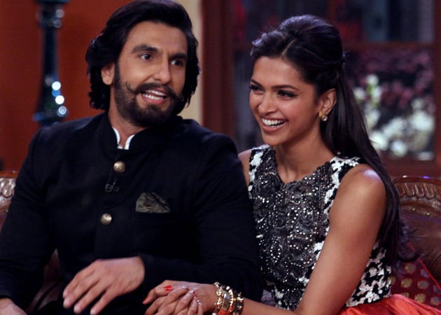 Pleasant Grew Close To Deepika On A Personal Level During Ram Leela Short Hairstyles For Black Women Fulllsitofus
