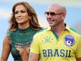 World Cup 2014 Kicks Off in Style With Jennifer Lopez, Pitbull