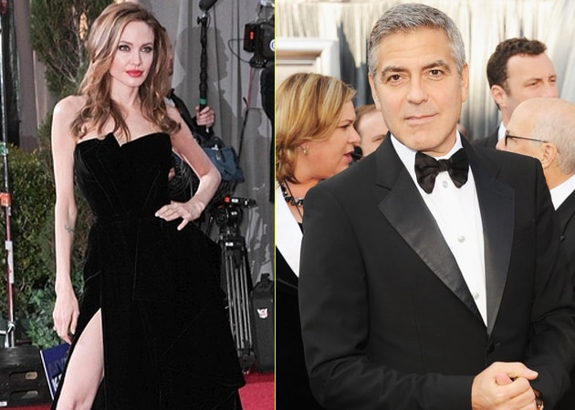 Angelina Jolie: George Clooney Will Get Married First