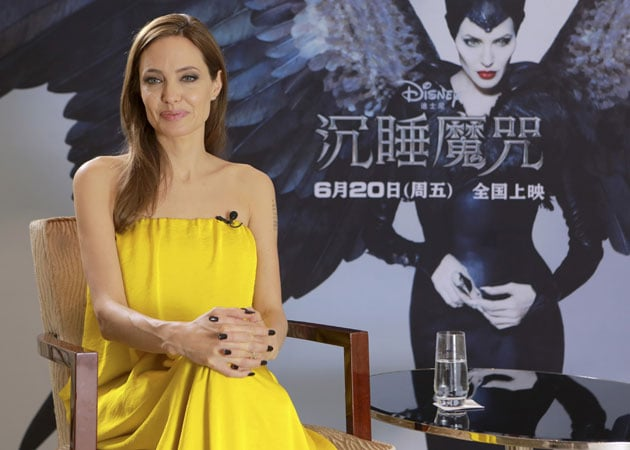 Angelina Jolie: We Will Not Change Our Security on Red Carpet