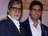 Amitabh Bachchan's Boys' Night Out With Son Abhishek on Marriage Anniversary