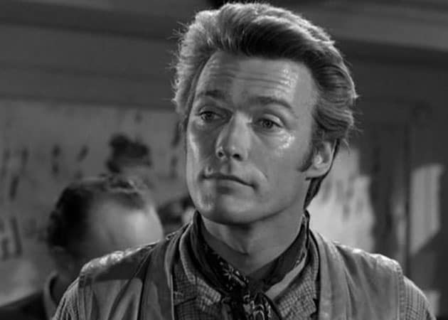 Clint Eastwood as Rowd...