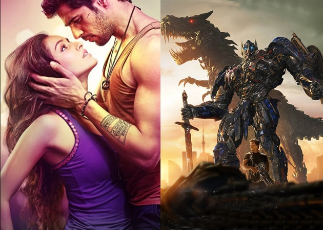 Transformers Age Of Extinction Full Movie In Hindi: Today's Big Releases: Ek Villain, Transformers 4: Age Of