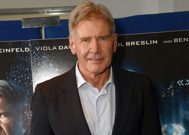 Harrison Ford Injured