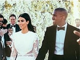 Kim Kardashian Returns From Honeymoon, Flashes Diamond Wedding Ring