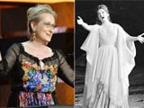 Meryl Streep to Play Opera Star Maria Callas