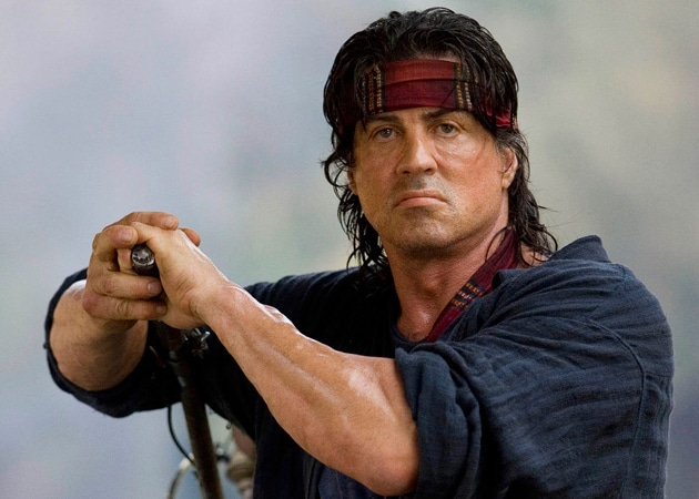 who played rambo