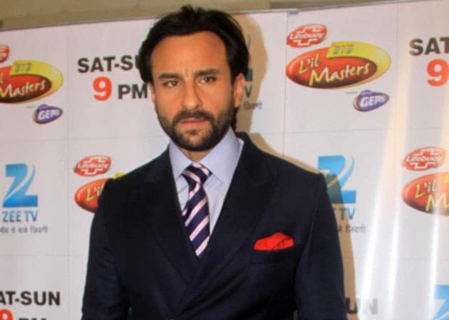 Saif Ali Khan: An Inexperienced Actor Couldn't Have Done Humshakals