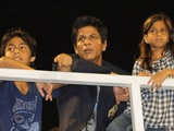 Father's Day: Shah Rukh Khan Knows Why Fathers go to Heaven