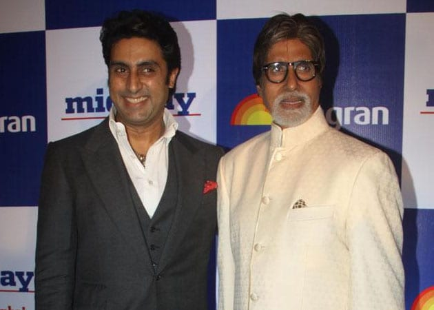 Amitabh Bachchan: Watching FIFA Live Was Unbelievable