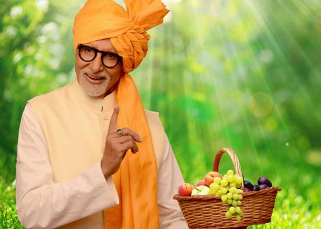 Amitabh Bachchan Named Maharashtra's Horticulture Ambassador