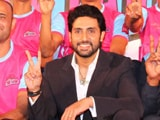 Abhishek Bachchan Would Love to do A Biopic on Yuvraj Singh