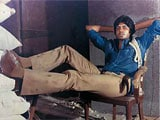 Amitabh Bachchan's Iconic look in Deewar Resulted From Tailoring Error