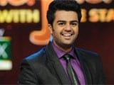 Manish Paul: I Get Nervous Before Stage Appearances