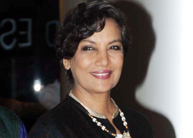 Shabana Azmi Launches Website in Father's Honour