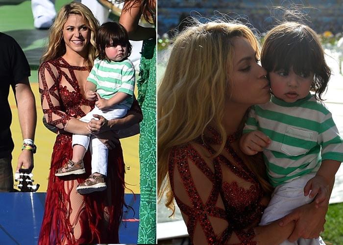 Pop Star Shakira Expecting Second Child?