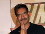 Ajay Devgn Thanks Shah Rukh Khan for His Wishes
