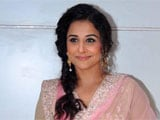 Vidya Balan Looks Forward to Starring in Bengali, Malayalam Films