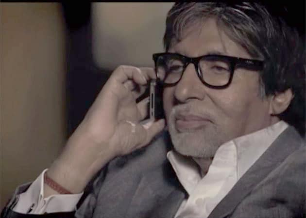 Foreign Media on Amitabh Bachchan's First TV Drama Series