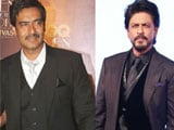 Ajay Devgn: Neither Friendship Nor Enmity Between Shah Rukh and Me