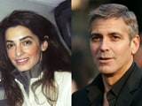 George Clooney, Amal Alamuddin Get Marriage License in London