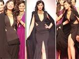 Nargis Fakhri's Wardrobe Malfunction On the Ramp
