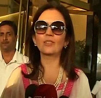 Nita Ambani joins Oberoi hotels board as additional director