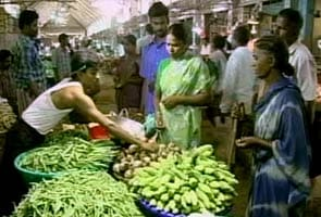 Food inflation falls to  39-month low, at 6.6%