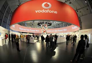 Pranab, Khurshid meet over Vodafone tax ruling issue