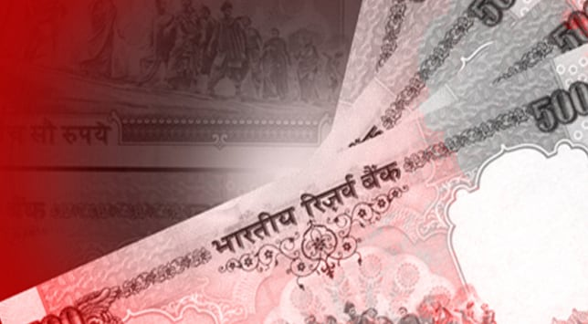 Rupee falls by 35 paise against dollar at Rs 49.50/51